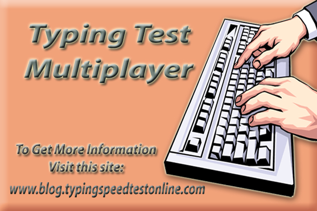Typing Test Multiplayer